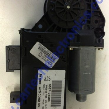 Peugeot 307 Offside O/S (Driver's Side/Right Side) Electric Window Motor 9637131580 990841-100