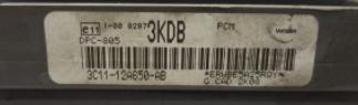 Visteon Engine ECU, 3C11-12A650-AB, 3KDB, DPC-805