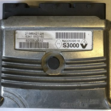 Renault, S3000, 21585421-2A, 8200509552, 8200509516