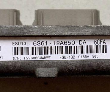 Ford, ESU-132, 6CFA, 6S61-12A650-DA