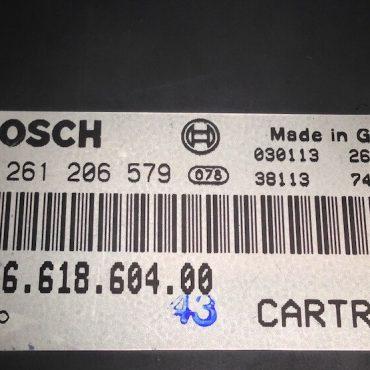 Porsche 966 3.6L, 0261206579, 0 261 206 579, 996.618.604.00