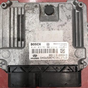Hyundai i30 1.6 CRDi, 0281019551, 0 281 019 551, 39111-2A943