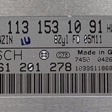 Mercedes-Benz CLS 500, 0261201278, 0 261 201 278, A1131531091, A 113 153 10 91