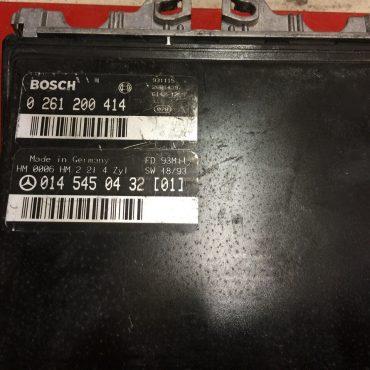 Bosch Engine ECU,Mercedes-Benz 02612004140 261 200 41401454504320145450432 01