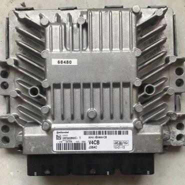 Ford, SID206, 5WS40862C-T, 8V41-12A650-CB, V4CB