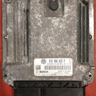 VW Crafter 2.5 TDI, 0281016819, 0 281 016 819, 076906022P, 076 906 022 P ,EDC17CP20