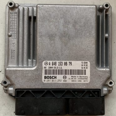 Mercedes-Benz, 0281011252, 0 281 011 252, A6481530879, A 648 153 08 79, CR3.23, 3.2L