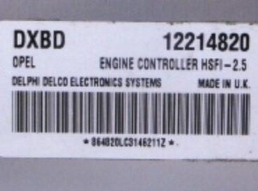 12214820, DXBD, HSFI-2.5
