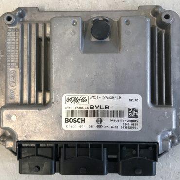 Ford Focus 1.6D, 0281011701, 0 281 011 701, 8M51-12A650-LB, 1039S20991, 8YLB