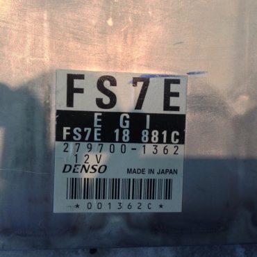 Mazda 323 2.0, 279700-1362, FS7E 18 881C, FS7E