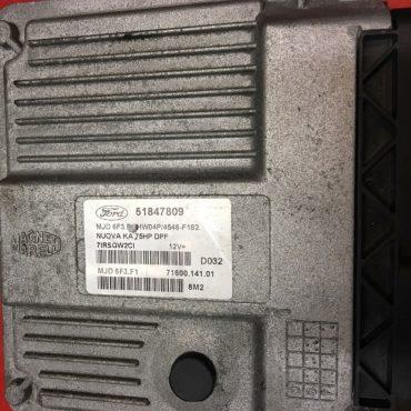 Ford KA, 51847809, MJD 6F3.F1, 71600.141.01