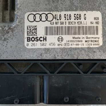 Audi Q7 4.2, 0261S02456, 0 261 S02 456, 4L0910560G , 4L0 910 560 G , 1039S23908, MED9.1.1