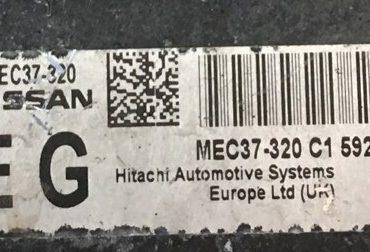 Nissan Micra, MEC37-320 EG