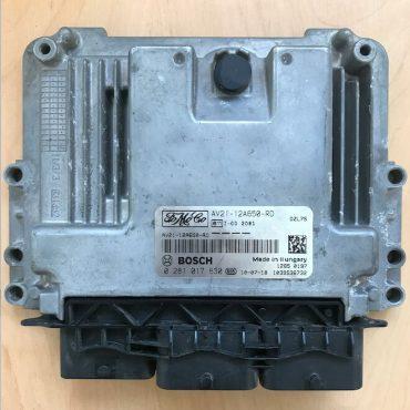Ford Fiesta 1.6TDi, 0281017830, 0 281 017 830, AV21-12A650-RD, 1039S36732