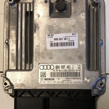 Audi A4 TDI, A5 TDI, 0281016453, 0 281 016 453, 8R0907401J, 8R0 907 401 J, 1039S38816, EDC17CP14