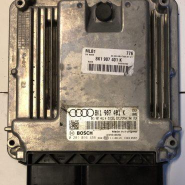 Audi A4 TDI, A5 TDI, 0281016456, 0 281 016 456, 8K1907401K, 8K1 907 401 K, EDC17CP14
