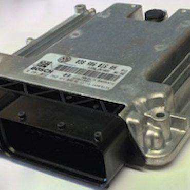 Bosch Engine ECU, 0281012542, 0 281 012 542, 074906032D, 074 906 032A, EDC16CP