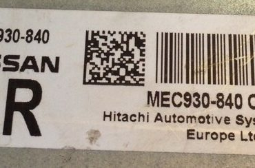 Nissan, MEC930-840 C1