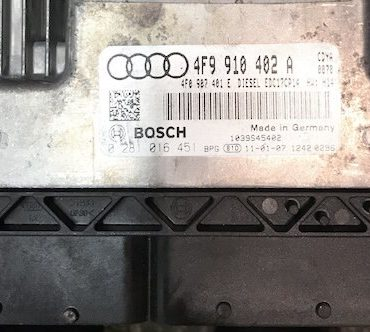 Audi A6 3.0 TDI, 0281016451, 0 281 016 451, 4F9910402A, 4F9 910 402 A, EDC17CP14