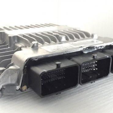 Citroen C3 1.4 HDI, SID806, 5WS40285C-T, SW9660300280, HW9653451880