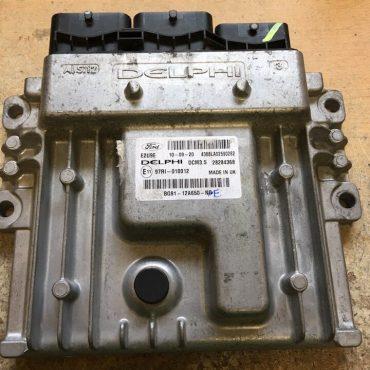 Plug & Play Delphi Engine ECU, Ford Diesel, BG91-12A650-NC, DCM3.5