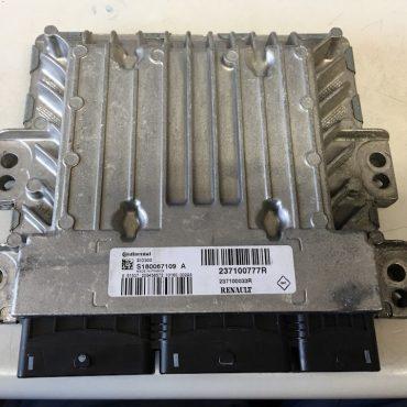 Renault Megane Dynamique 1.5 DCi, SID 305, S180067109 A, 237100777R, 237100033R