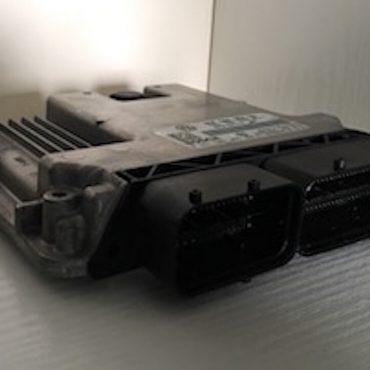 VW Sharan 2.0 TSI, 0261S07441, 0 261 S07 441, 06J906027DJ, 06J 906 027 DJ, MED17.5.2