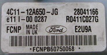 Ford Transit 2.4D, 4C11-12A650-JG, 28041166, R0411C027G, FCNP