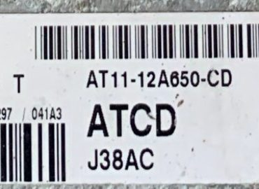 Ford Transit Connect 1.8, SID 206, 5WS40910C-T, AT11-12A650-CD, ATCD