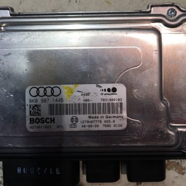 Bosch Control Unit For Active Steering, 8K0907144B, 8K0 907 144 B, 0273011025