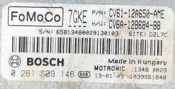Ford, 0261S09146, 0 261 S09 146, CV61-12A650-AME, CV6A-12B684-BB, 1039S61840, 7GKE