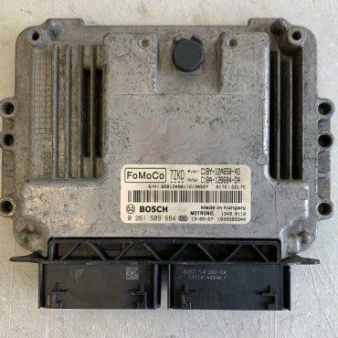 Ford Fiesta 1.6, 0261S09664, 0 261 S09 664, C1BY-12A650-AD, C1BA-12B684-DA, 1039S65344, 7ZKD