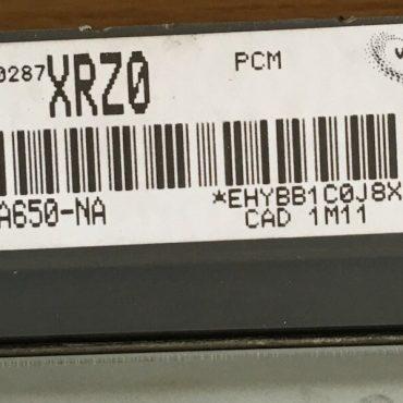 Ford Focus 1.8 TDCI, 2S4A-12A650-NA, XRZ0, DPC-653