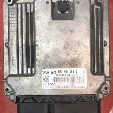 VW, 0281018510, 0 281 018 510, 04L907309B, 04L 907 309 B, EDC17C64