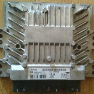 Ford TDCI, SID206, 5WS40584B-T, 8V21-12A650-EB, 4EJB