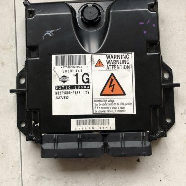 Denso Engine ECU, Nissan Pathfinder, 23710EB30A, 23710 EB30A, MB275800-3492, 1G