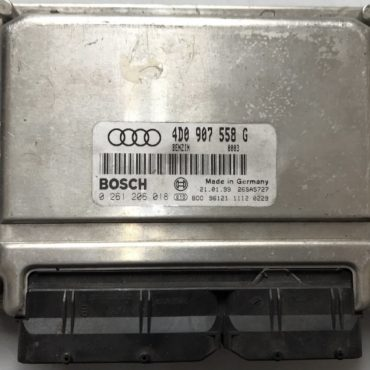 Audi A8 3.7, 0261206018, 0 261 206 018, 4D0907558G, 4D0 907 558 G