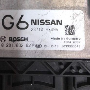 Nissan 0281032827 0 281 032 827 23710HX49A