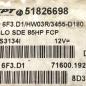 Fiat Doblo 1.3 Multijet 2009, 51826698, MJD 6F3.D1, 171600.192.01, HW03R