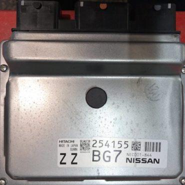 Nissan, NEC001-844, 254155, BG7, ZZ