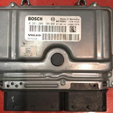 Volvo S60 II 2.5T5, S80 II 2.5 FT/T, V70 III 2.5 FT/T, 0261209108, 0 261 209 108, 30743338