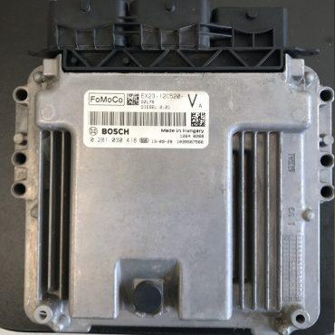 Bosch Engine ECU, 0281030418, 0 281 030 418, EX23-12C520-VA, 1039S67566