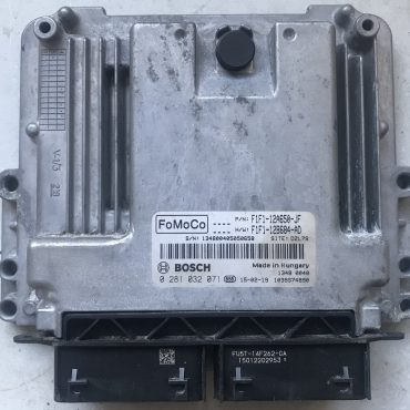 Ford Focus 1.5TDCi, 0281032071, 0 281 032 071, F1B1-12A650-JF, F1F1-12B684-AD, 1039S74890
