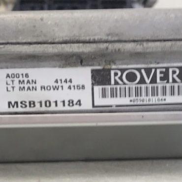 Land Rover Defender TD5, Manual, MSB101184