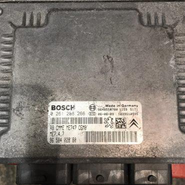 Peugeot/Citroen, 0261208266, 0 261 208 266, 9658402880, 96 584 028 80