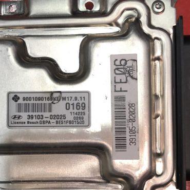 Hyundai, 39103-03756, 3910302025, 9001090169KE, Bosch GSPA