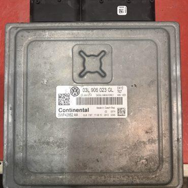 VW, 03L906023GL, 03L 906 023 GL, 5WP42662AA, 5WP42662 AA, DIESEL SIMOS PCR2.1
