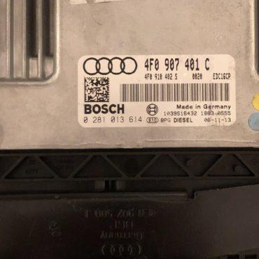 Audi A6 3.0 TDI, 0281013614, 0 281 013 614, 4F0907401C, 4F0 907 401 C, EDC16CP34
