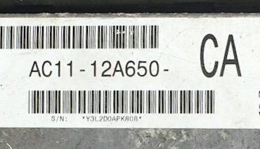 Ford Transit 2.2TDCi, 9HCA, AC11-12A650-CA, DCU-204