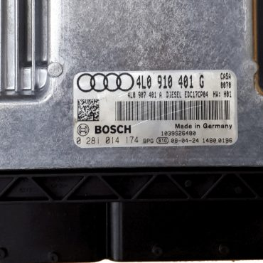 Plug & Play Bosch Engine ECU, Audi Q7 3.0 TDi, 0281014174, 0 281 014 174, 4L0910401G, 4L0 910 401 G, 1039S26011